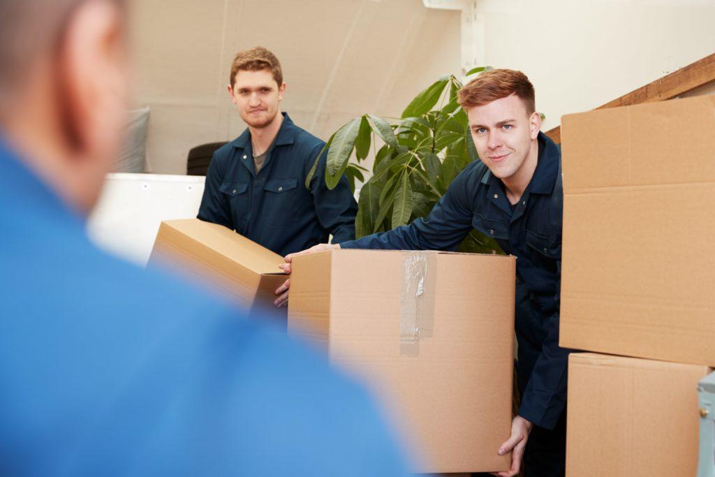 moving company glasgow